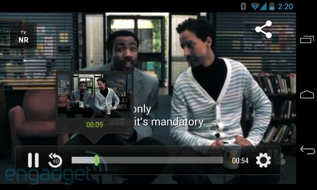 Hulu Plus for Android update improves player UI, expands compatibility