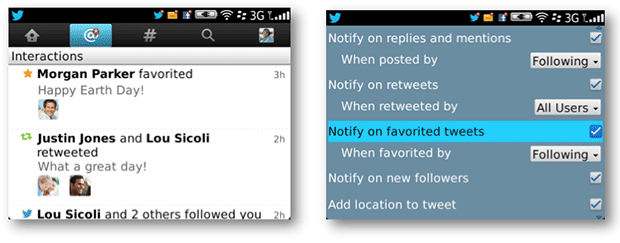 Twitter 41 brings better notification support to legacy BlackBerry devices