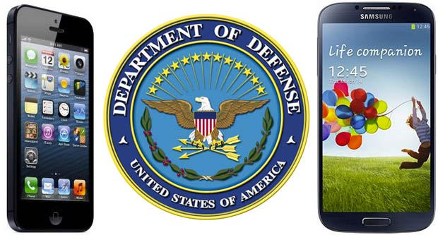 WSJ Android and iOS devices to be approved by US Defense Department