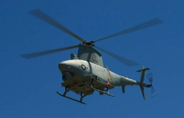 DNP Navy launches first squadron with both manned and unmanned aircraft