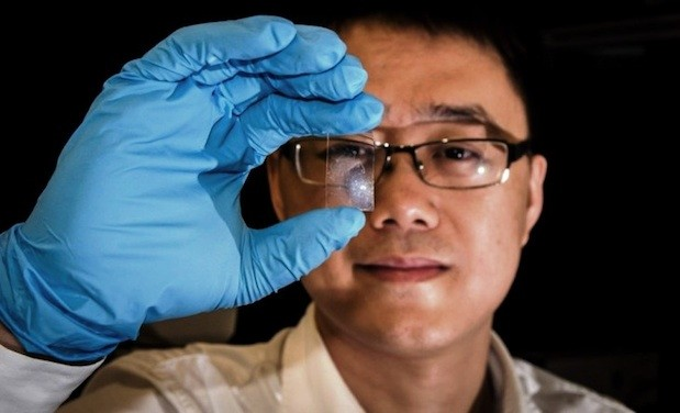 Graphene camera sensors said to be 1,000 times more sensitive to light