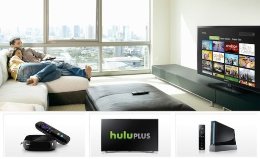Hulu Plus update brings enhanced UI and controls to Roku, Smart TVs and Bluray players