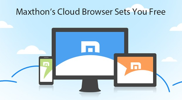 Maxthon Cloud Browser adds local network file transfers for Android and Windows