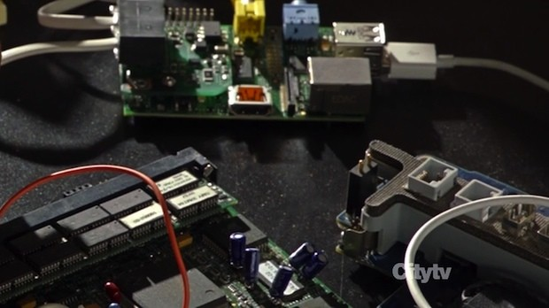 Screen Grabs Raspberry Pi survives worldwide electronic blackout for a came on Revolution