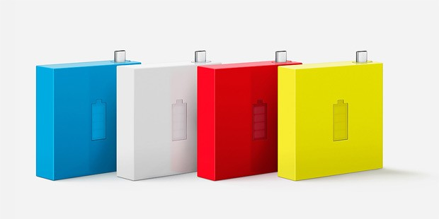 Nokia's colorful DC18 portable USB charger matches your phone, shoes