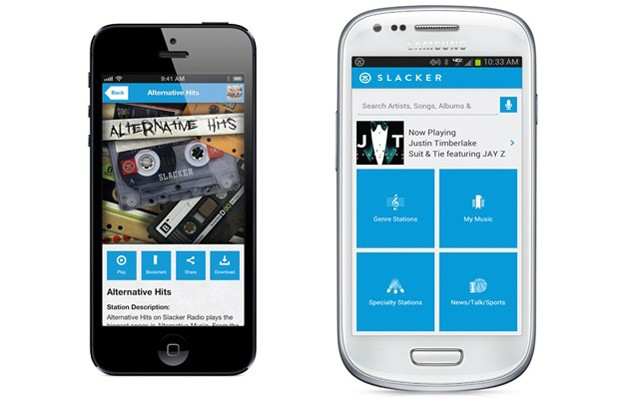 Slacker lures 6 million new listeners, bucks industry with profit on free and paid users