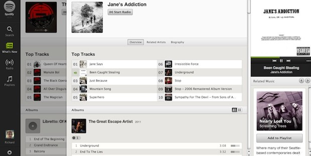 Spotify's web player exploited by Chrome extension to download songs as MP3s