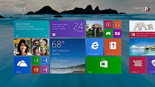 Windows 81 unveiled new apps, new features and the return of the Start button