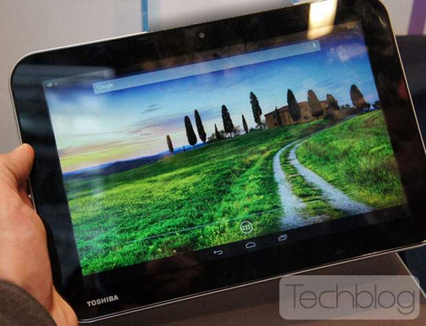 New Toshiba AT10LEA Android tablet leaked, combines Tegra 4 with Android 42