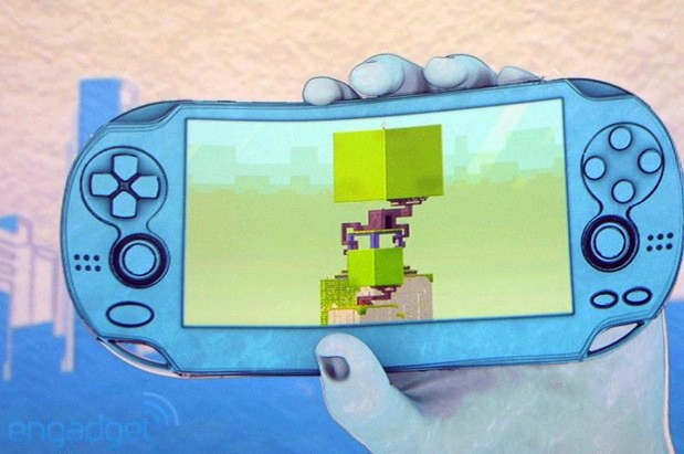 PS Vita Sony's portable gets a second lease on life