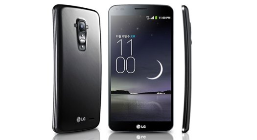 LG G Flex announced with verticallycurved 6inch 720p screen, 'selfrepairing' back cover
