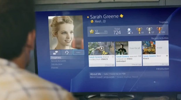 You can still be anonymous on PlayStation 4, but real identities are also welcome at launch
