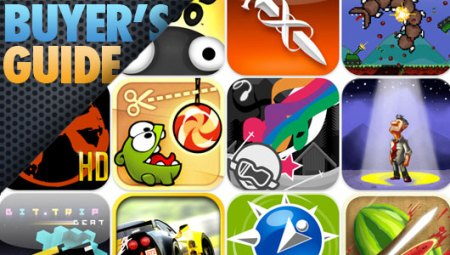 Holiday Buyer s Guide  App Store Games