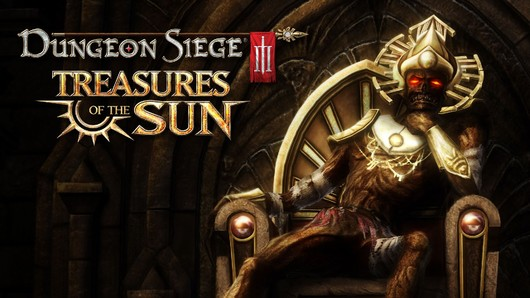 Promotional image for Dungeon Siege 3: Treasures of the Sun