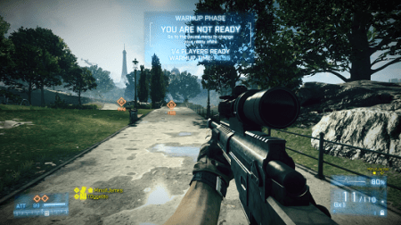 Battlefield 3 introduces  Matches   customized competitive multiplayer
