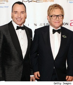 Elton John and David Furnish To Hold Large Clothing Sale