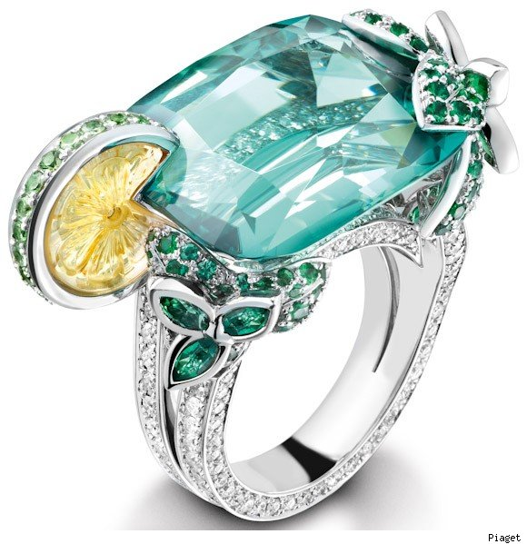 The Piaget Limelight True Cocktail Ring Collection (PHOTOS ...