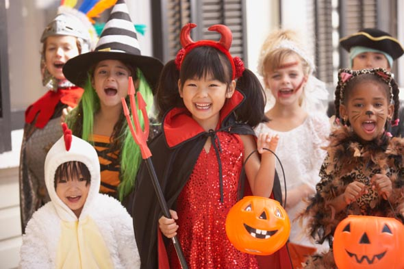 princesses witches and pirates are set to rule this halloween credit getty