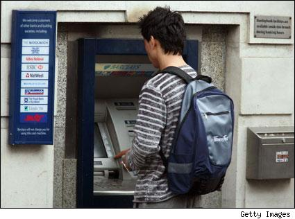 Surprise! ATMs are Covered in Germs