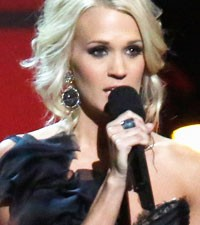 American Music Awards Carrie Underwood