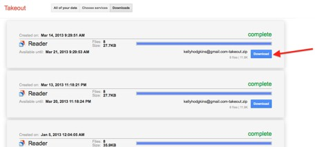 Mac 101 How to backup your Google Reader files