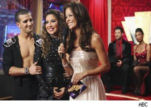 "Bristol Palin (and Brandy) on ""Dancing With the Stars"""