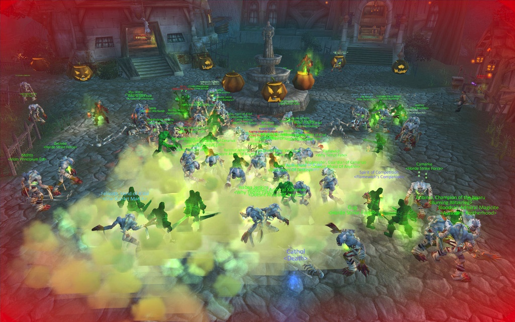 Zombies in Darkshire