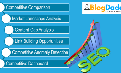 SEO Competitor Analysis Tools Online