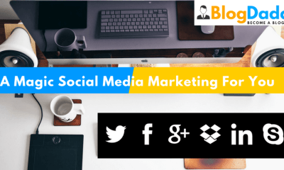 How Social Media Can Be Magic For Your Website