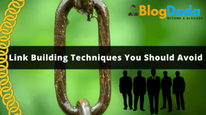 """5 Types of Link building Techniques"""