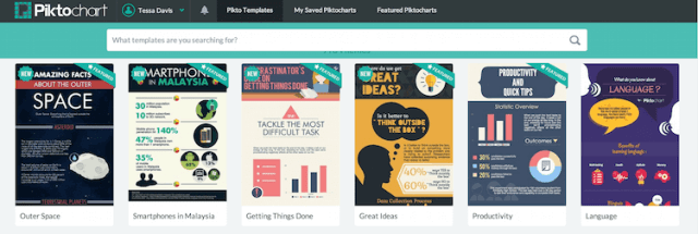 Piktochart - Tools for Better Content Creation