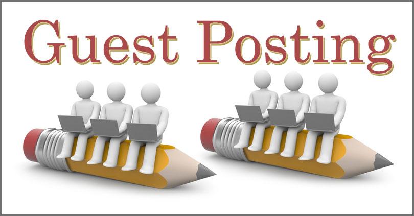 Guest Blogging Guidelines