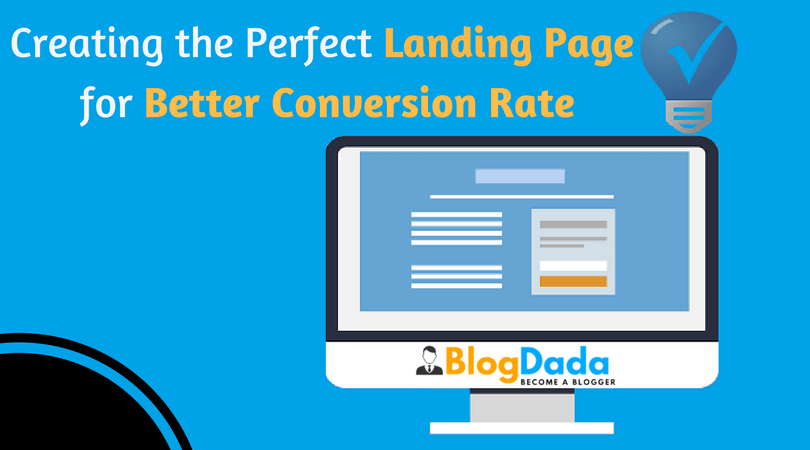 Landing Page for Better Conversion