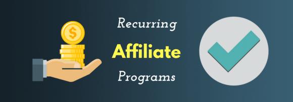 Affiliate Programs Marketing
