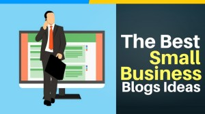 Start Your Small Business Blog