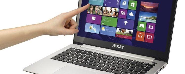 Problemas com o touch screen