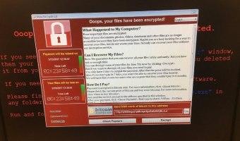 Ransomware vírus - Eliminar