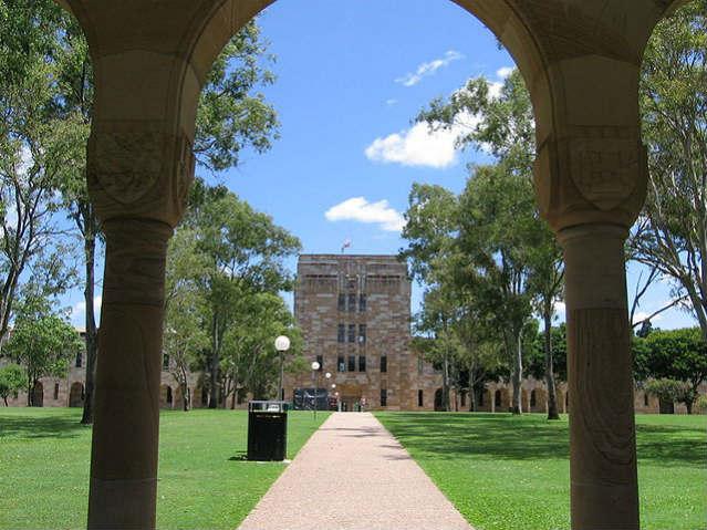 Estudar em Sydney | University of Queensland | Foto: Sedination, via Wikimedia Commons