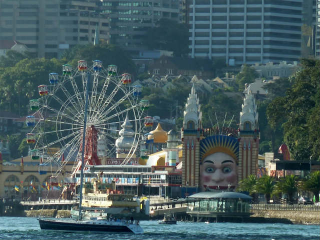 Luna Park, Sydney | Foto: Andrea Tissenbaum