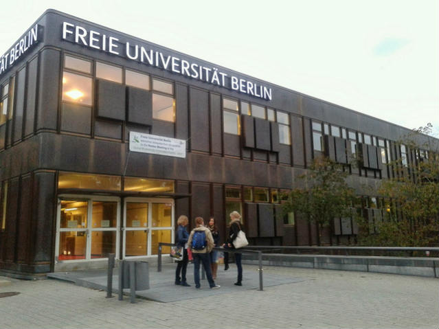 Freie Universität Berlin | Foto: Luiz Gadelha Jr., via Flickr