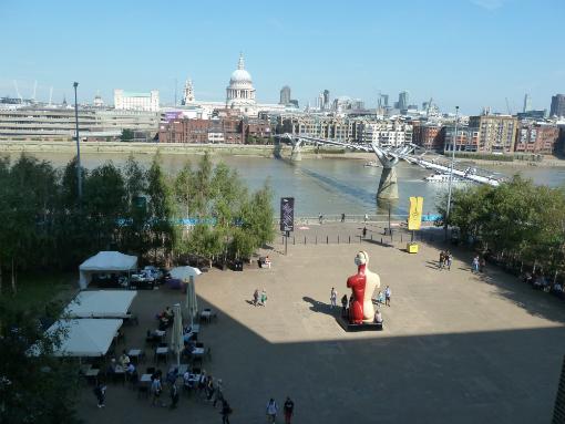 Foto: Andrea Tissenbaum   Tate Modern – Londres