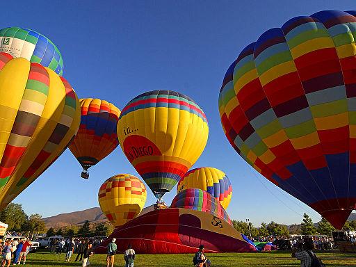 Sul da Califórnia| Luftballong | Foto: Jon Sullivan via wikimedia commons