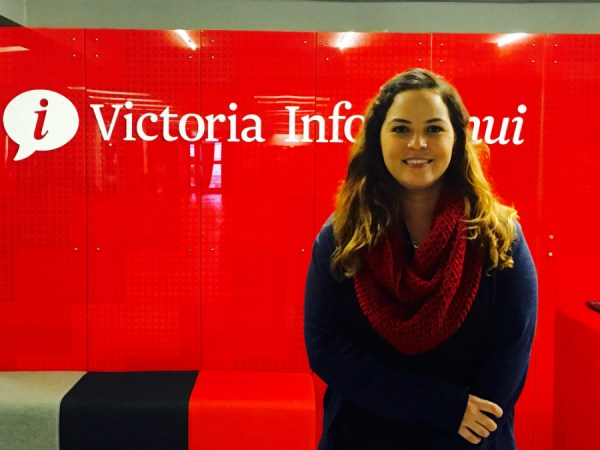 Pollyane Diniz - Victoria University of Wellington | Foto: Andrea Tissenbaum