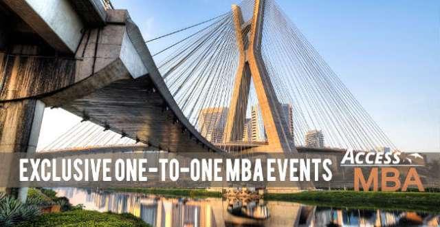 Evento Access MBA   Crédito: Divulgação