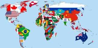 Bolsas de 16 países | Imagem: Merasoe, via Wikimedia Commons