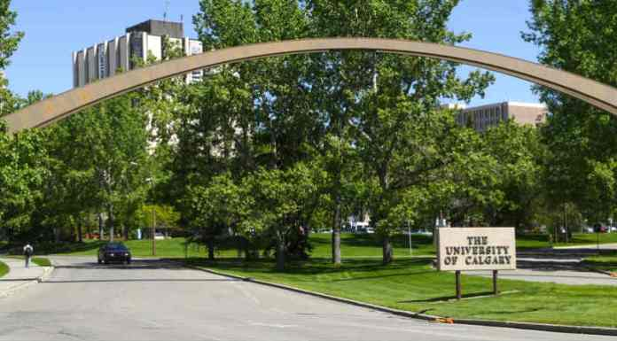 University of calgary, Canadá | Foto: Government of Alberta, via Flickr