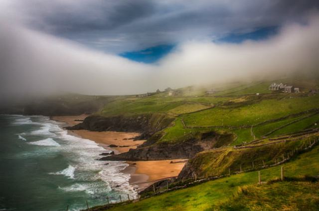 Península de Dingle, Irlanda: Foto: Cord Cardinal, via Flickr