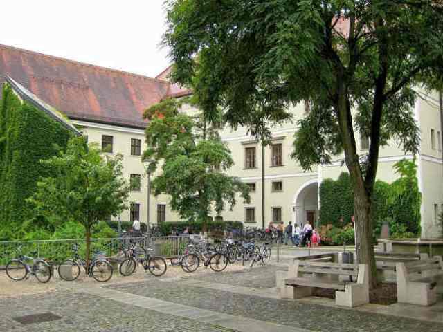 Universidade de Passau, Alemanha | Foto: Aconcagua, via Wikimedia Commons