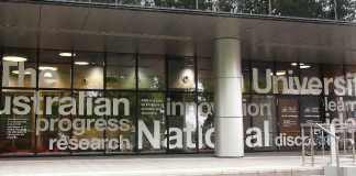 Universidade Nacional da Austrália - bolsas para graduação | Foto: Nick-D, via Wikimedia Commons