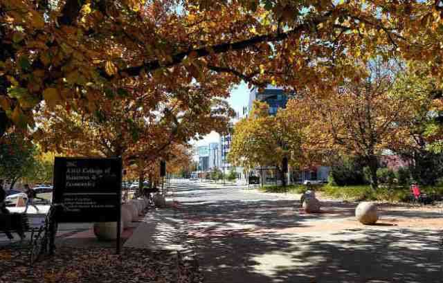 Universidade Nacional da Austrália - bolsas de estudo | Foto: Nick-D, via Flickr